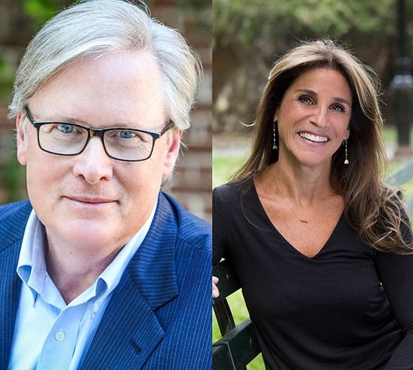 An Evening with John Donvan and Caren Zucker