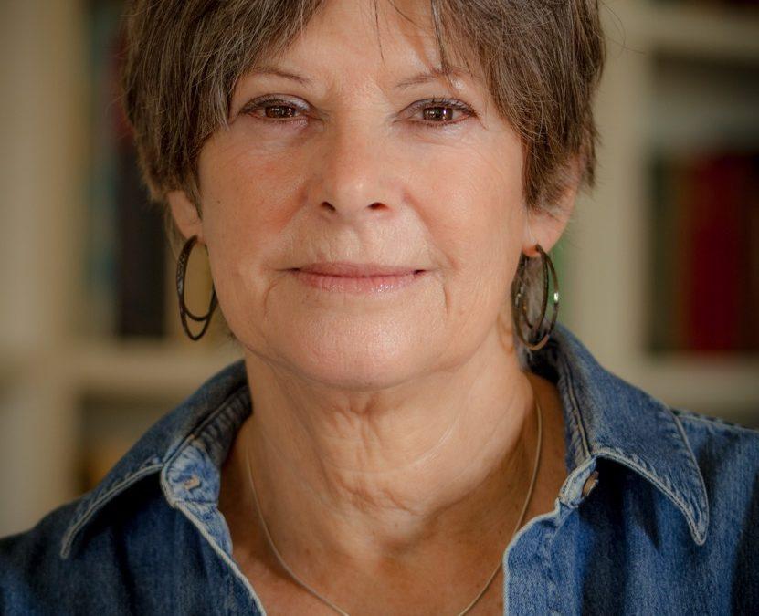 March NWS Author Next Door: Fleda Brown