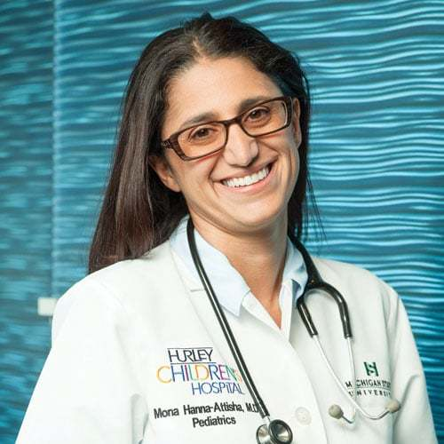 An Evening with Dr. Mona Hanna-Attisha